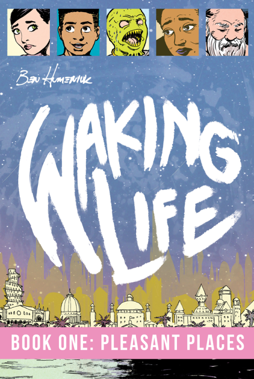 Waking Life Book 1 Cover.png